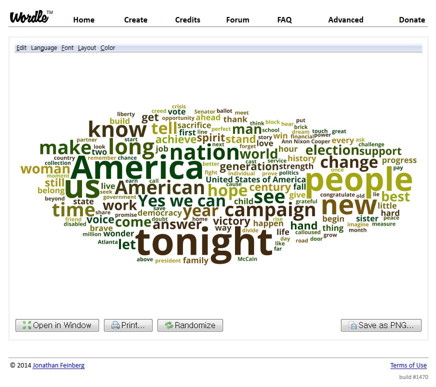 textwording-2008-obama-wordle